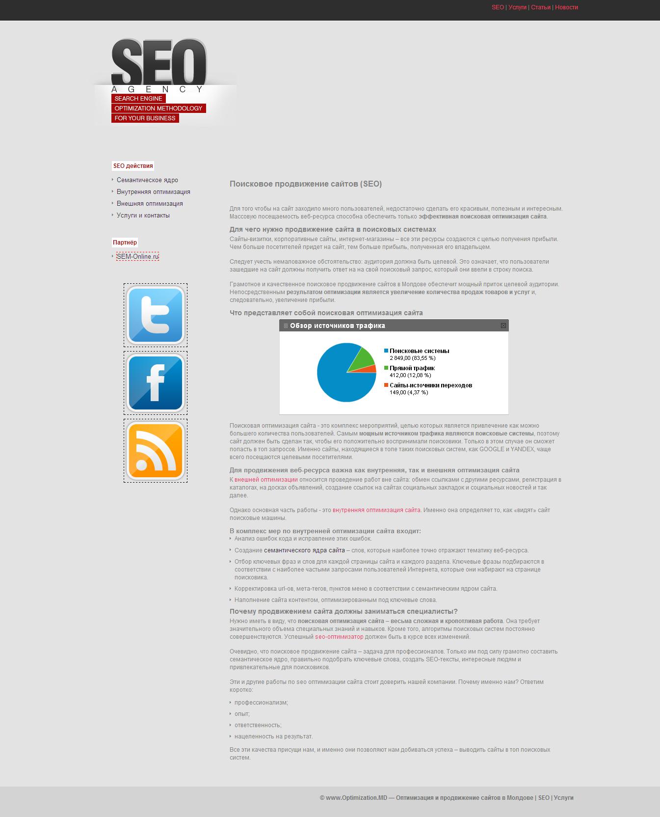 Как сделать сайт видимым, посещаемым и заставить 61